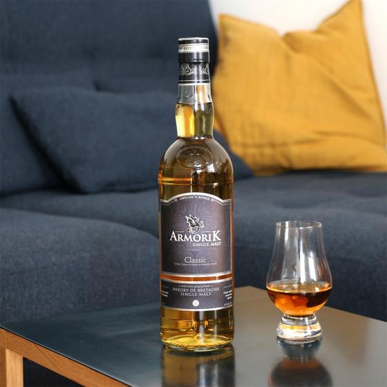 Whisky breton, Armorik Classic