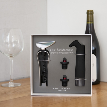 Atelier du Vin - Coffret Chic Set Monsieur
