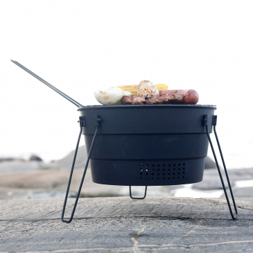 Pop-Up Grill - Barbecue portable