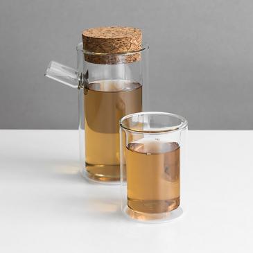 Set à thé isolant Ora