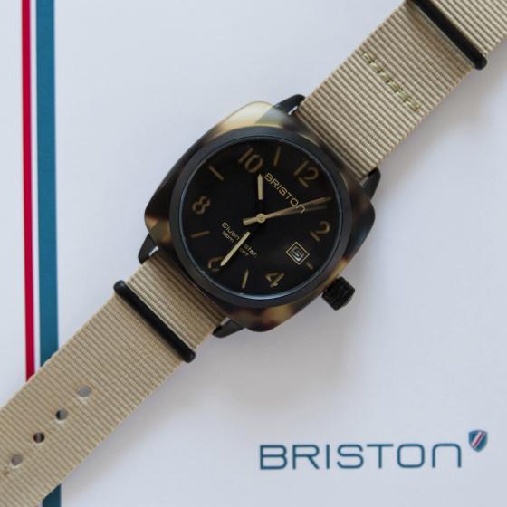 Montres Briston Clubmaster Classic HMS