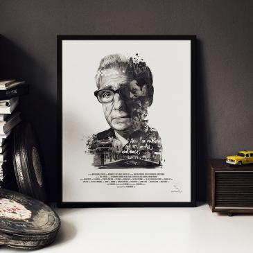 Affiche Martin Scorsese