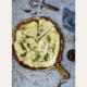 Planche à pizza et roulette