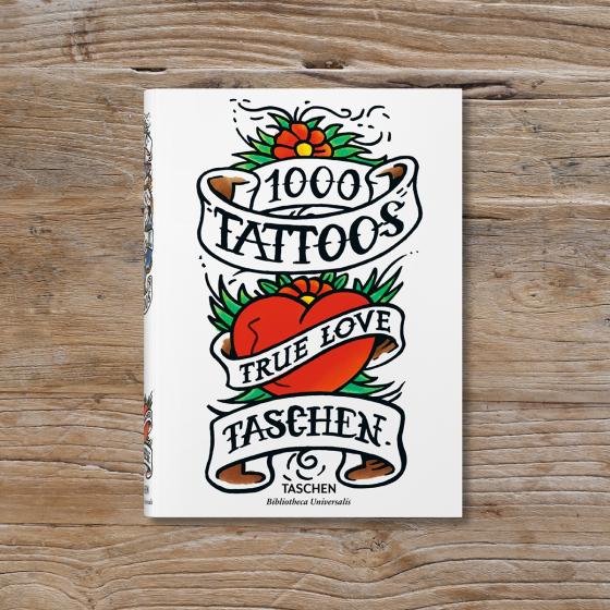 Livre 1000 tattoos