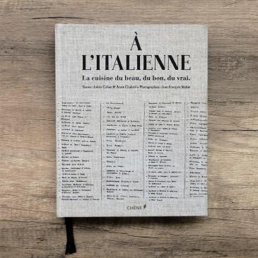 Livre de recettes italiennes