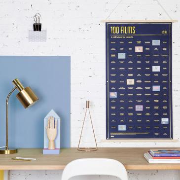 Affiche 100 choses à faire avant de mourir