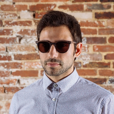 Kobe - Wooden sunglasses