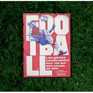 Livre Les génies du Football