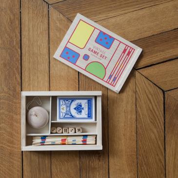 Vintage Game Set
