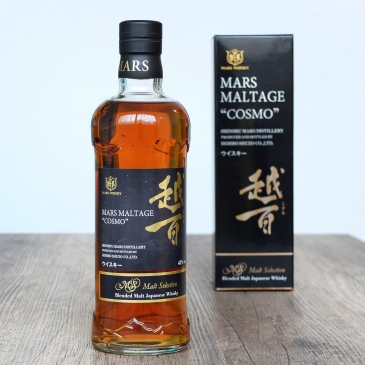 "Whisky japonais Mars ""Cosmo"""
