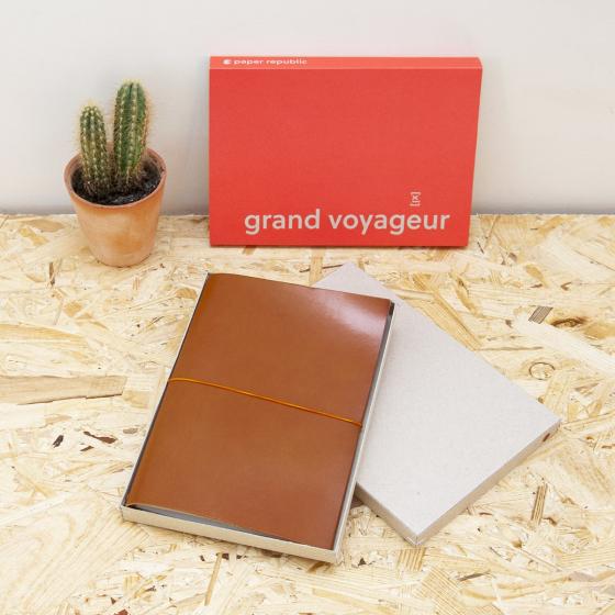 Carnet Grand Voyageur