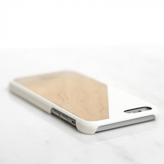 Coques iPhone 6Plus en bois Clic