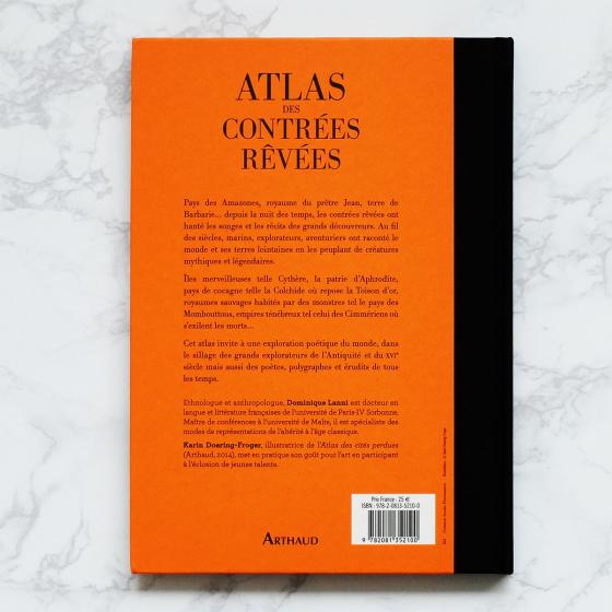 Atlas des contrées rêvées