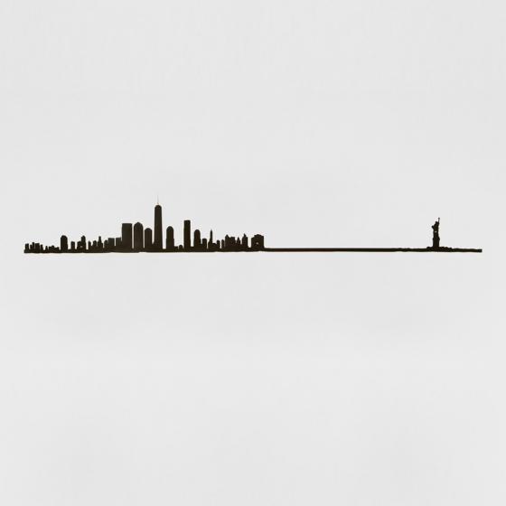 The Line – La silhouette des villes