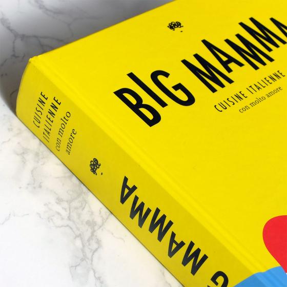 Les recettes italiennes de Big Mamma