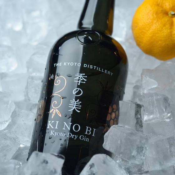 Gin japonais Kinobi
