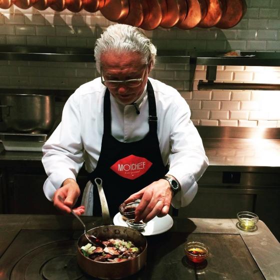 Cuisinez comme un chef toil for Cuisinez comme un chef