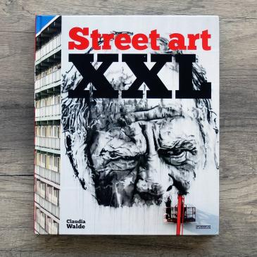 Livre Street Art XXL