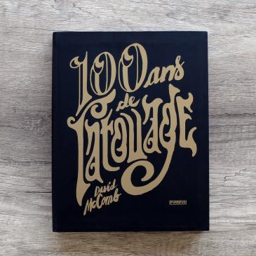 Livre 100 ans de tatouage