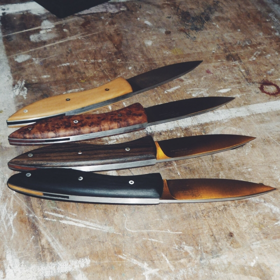 Fabriquez votre propre couteau