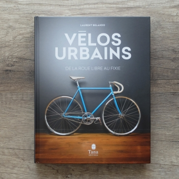 Livre Les Vélos Urbains