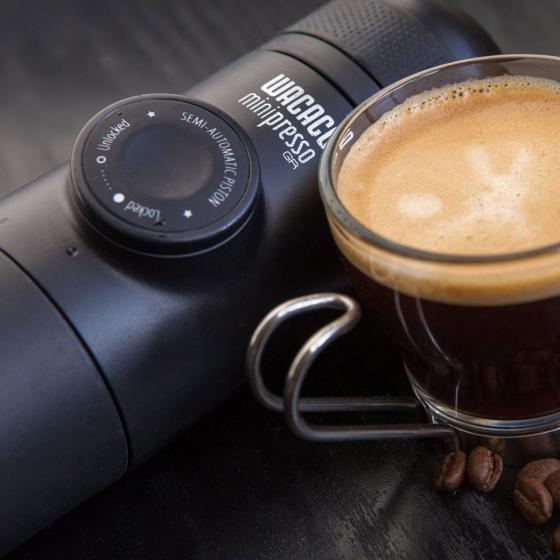 Machine à café portable