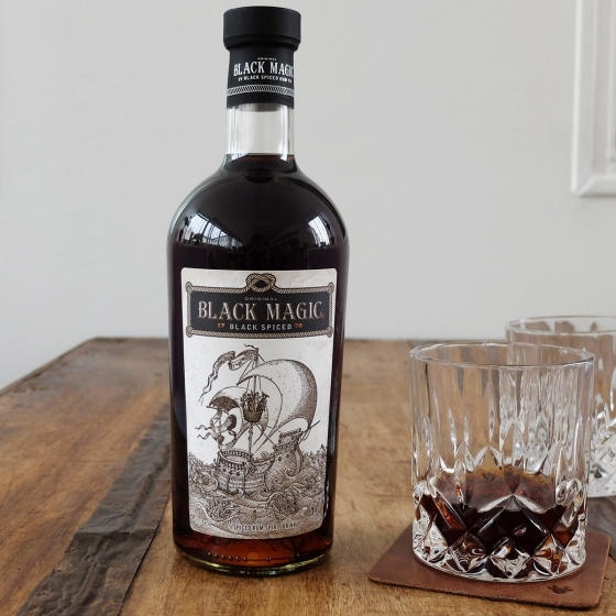 Rhum Black Magic