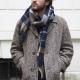 Écharpe en laine