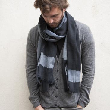 Foulard 100% laine