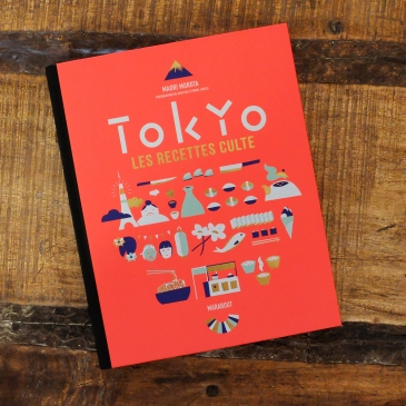 Livre Tokyo les recettes cultes