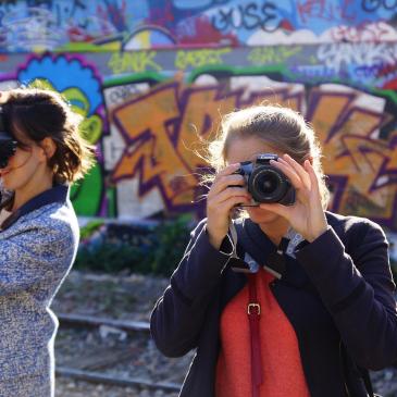 Balade photo dans le Paris insolite