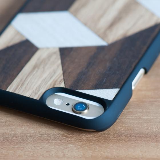 Coques iPhone en bois