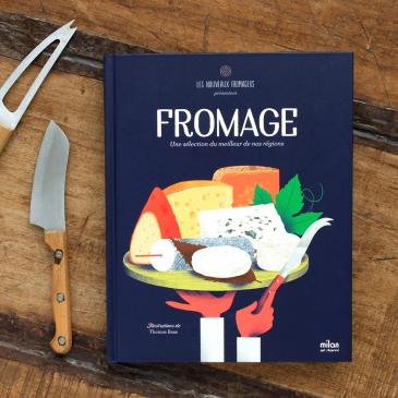 Livre Les nouveau fromagers