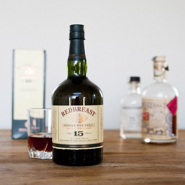 Whiskey Redbreast 15 ans