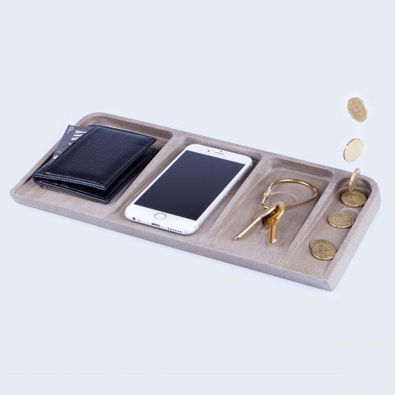 Vide-poche en béton