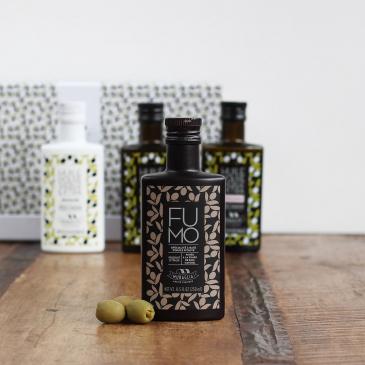 Coffret d'huiles d'olive Muraglia