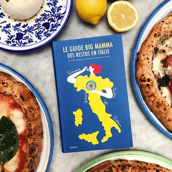 Le guide des restos en Italie, by Big Mamma