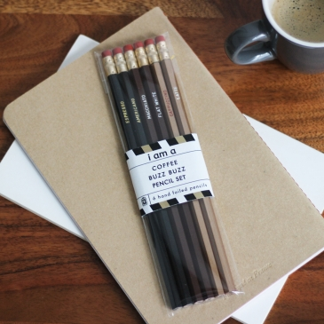 Coffee pencils