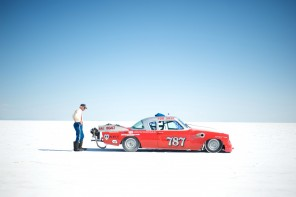 The Bonneville Speed Week