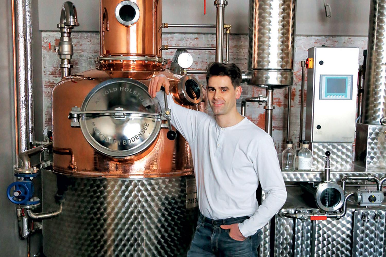 La première micro-distillerie de Paris