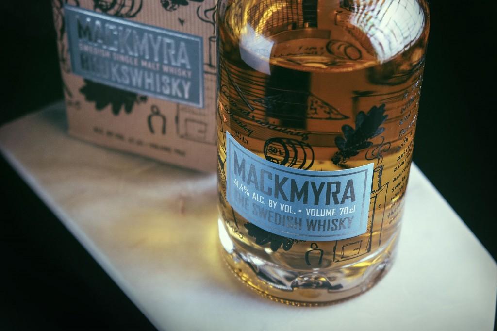 Le whisky Mackmyra vu par Quaff Magazine